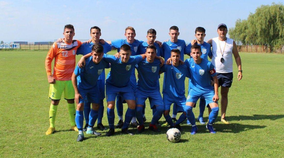 Debut cu înfrângeri pentru echipele de fotbal juniori A şi B ale CSM Ploieşti