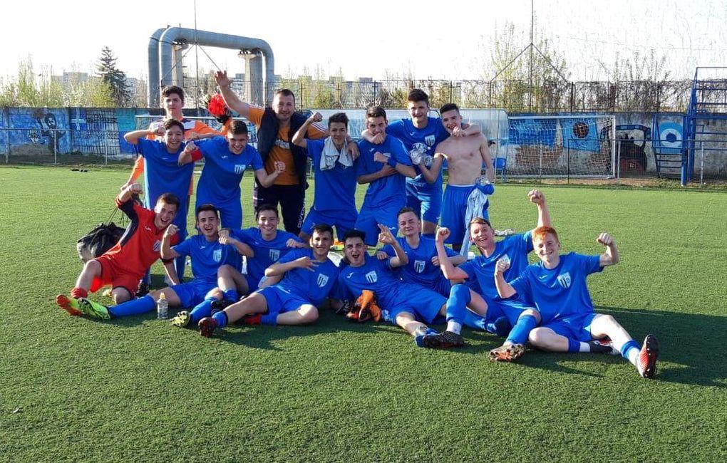 Echipele de fotbal juniori A şi B ale CSM Ploieşti debutează, mâine, în noul sezon!