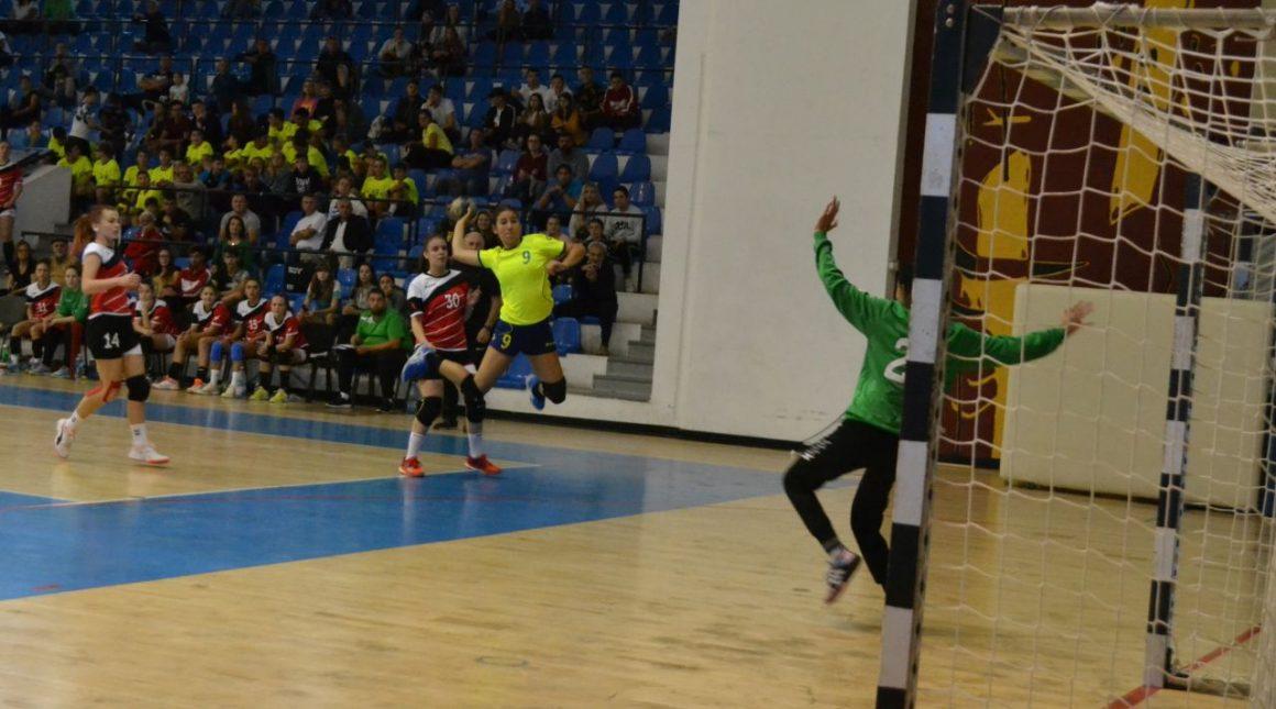 Echipele de handbal juniori ale CSM Ploieşti, patru victorii obţinute în weekend!