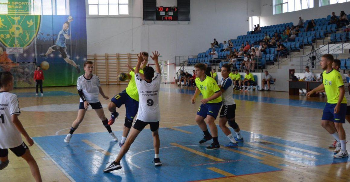 Start perfect pentru echipele de handbal juniori ale clubului: 4 meciuri, 4 victorii!