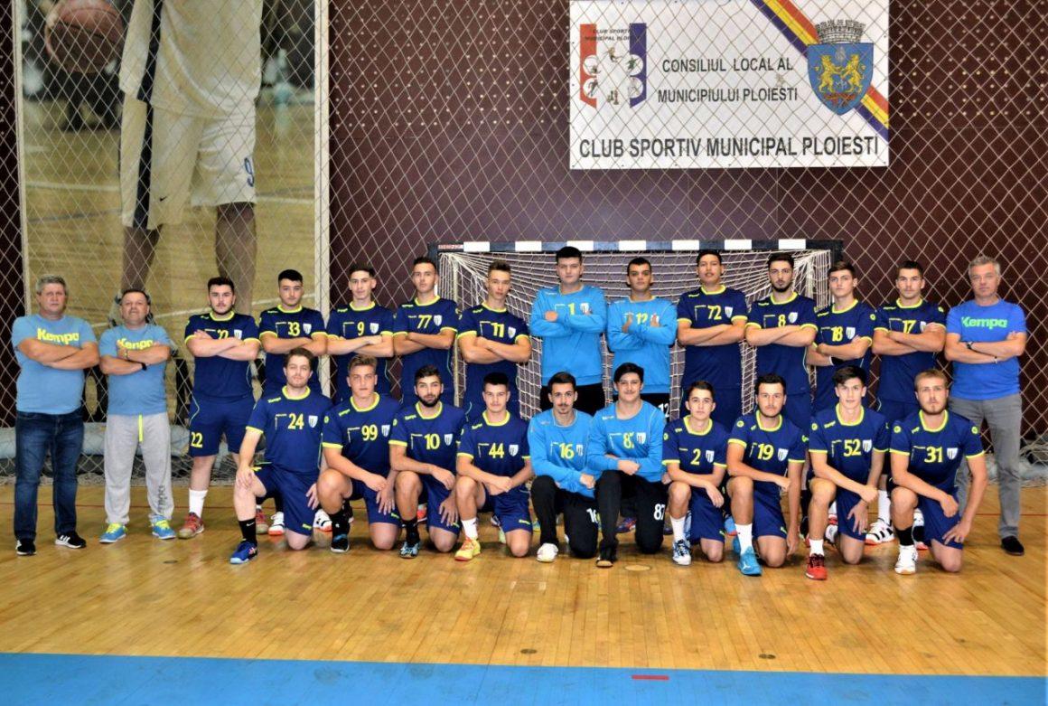 Handbal, Cupa României – Fan Courier: CSM Ploieşti – CSM Făgăraş, în faza şaisprezecimilor!