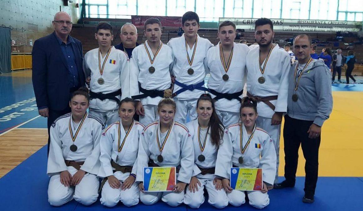 CSM-CFR-CSŞ Ploieşti, medalii de bronz la Campionatele Naţionale de judo pe echipe – seniori!