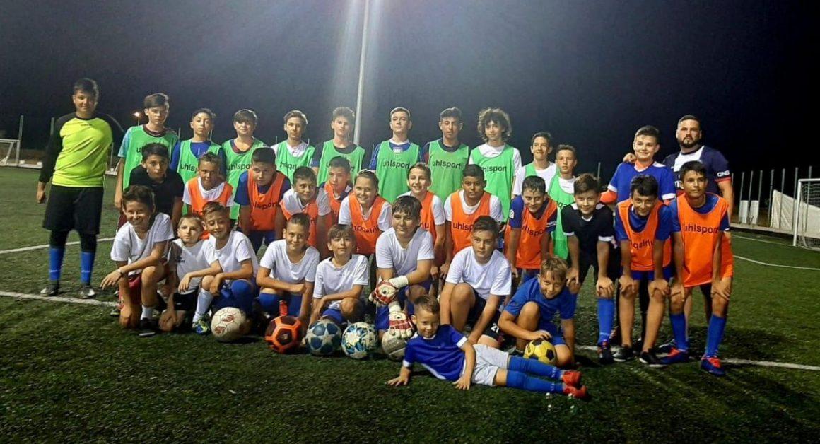 Etapă cu două victorii pentru echipele de fotbal juniori ale clubului!