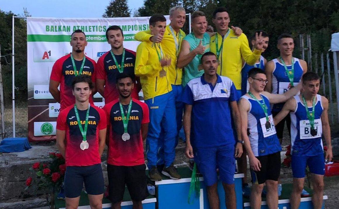 Atleţii de la CSM Ploieşti, trei medalii la Campionatul Balcanic pentru seniori!