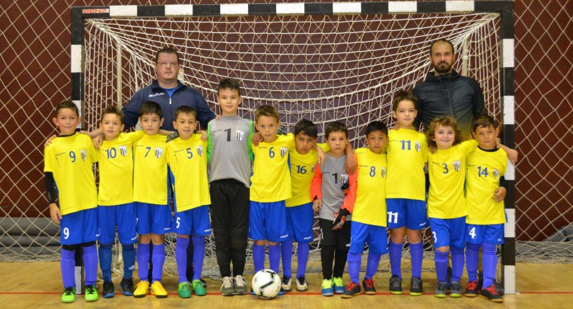 """Echipa de copii """"2011"""", locul al 2-lea la Turneul final judeţean al Trofeului """"Gheorghe Ene""""!"""