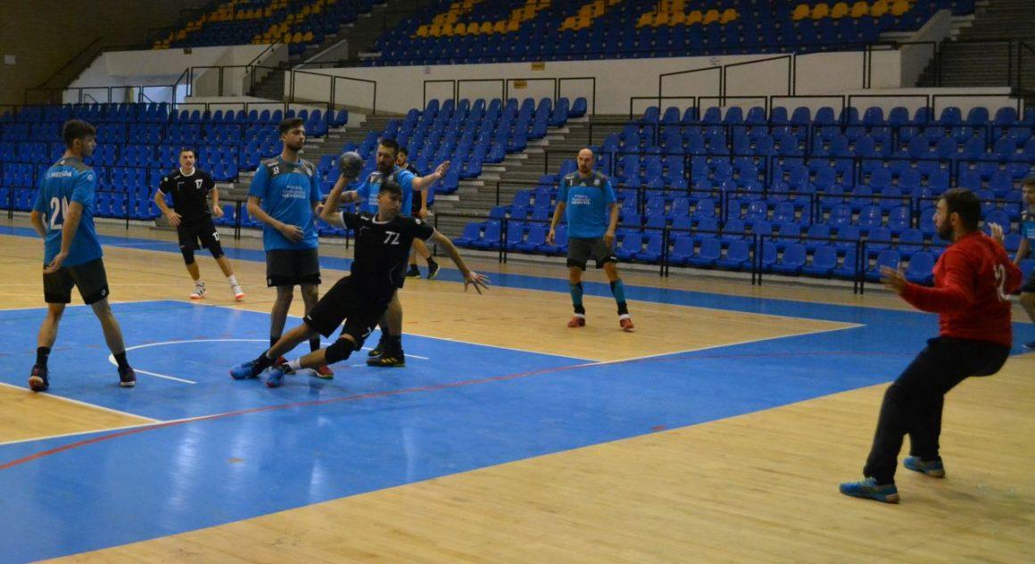 Înfrângere onorabilă pentru CSM Ploieşti în Seria B a Diviziei A de handbal masculin