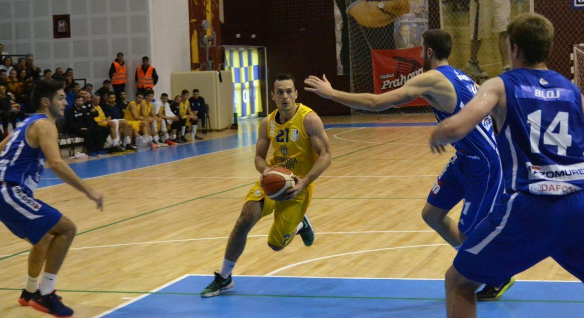 CSM Ploieşti redebutează, duminică, în Liga I de baschet masculin!