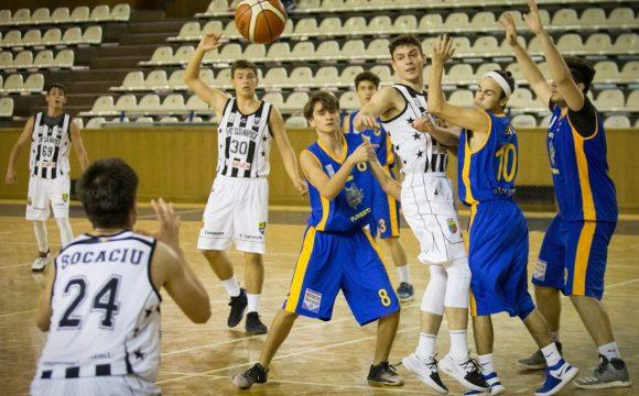 Eşec drastic, la Cluj-Napoca, pentru echipa de baschet masculin a clubului