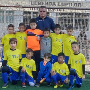 """Echipa de fotbal """"2011"""", calificată pentru faza finală judeţeană a Trofeului """"Gheorghe Ene""""!"""