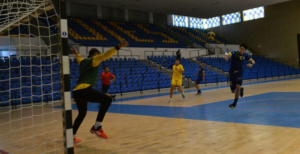 Echipa de handbal juniori 1 a CSM Ploieşti, victorie importantă la ACS Tonus Bucureşti!
