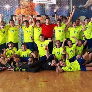 Victorii, în weekend, pentru echipele de handbal juniori 3 ale clubului!