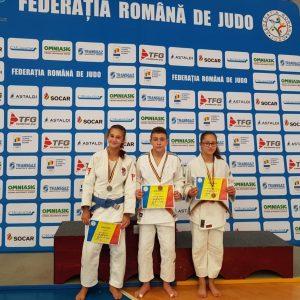 CSM-CFR-CSŞ Ploieşti, 3 medalii la Finala Campionatelor Naţionale de judo Ne Waza U16 şi U14!
