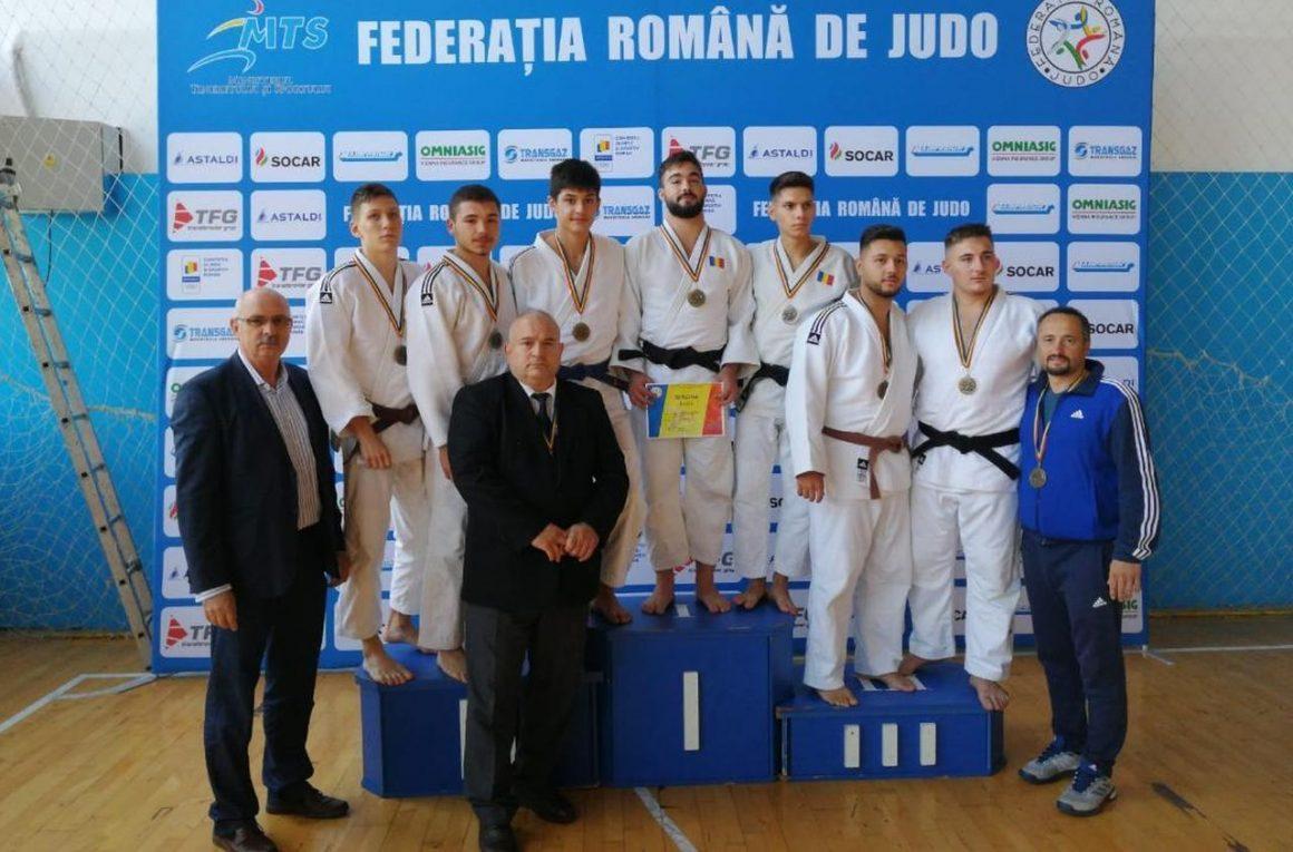 Judoka de la CSM-CFR-CSŞ Ploieşti, trei medalii de bronz obţinute, în weekend, la Deva!