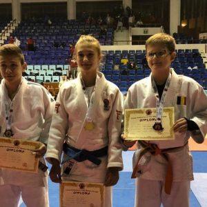 Judoka de la CSM-CFR-CSŞ Ploieşti, 28 de medalii obţinute în weekend!