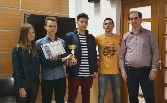 Şahiştii de la CSM Ploieşti, pe locul al 2-lea în Seria Sud a Diviziei B