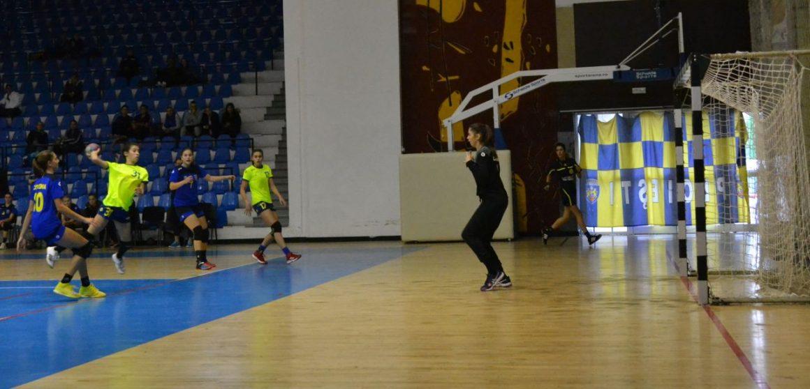 Săptămână cu bilanţ echilibrat pentru echipele de handbal ale CSM Ploieşti!