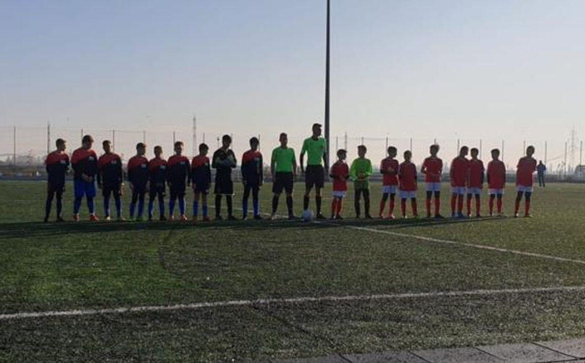 Echipa de fotbal juniori D, victorie la limită cu Tricolorul Breaza