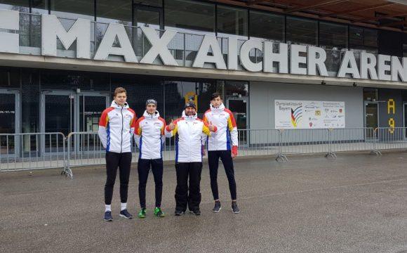 Patinatorii de la CSM Ploieşti, pregătiţi să participe la Cupa Mondială de Juniori!