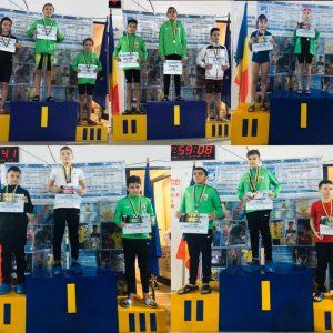 Înotătorii de la CSM Ploieşti, 41 de medalii obţinute la Cupa Barracuda!