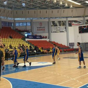 Dublă înfrângere în Ardeal pentru echipa de baschet masculin a clubului