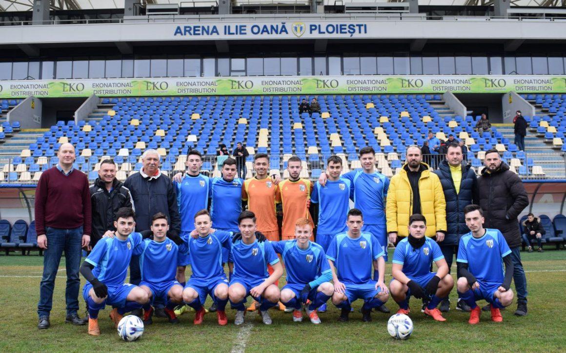 Fotbal: CSM Ploieşti nu mai cedează jucători gratis!