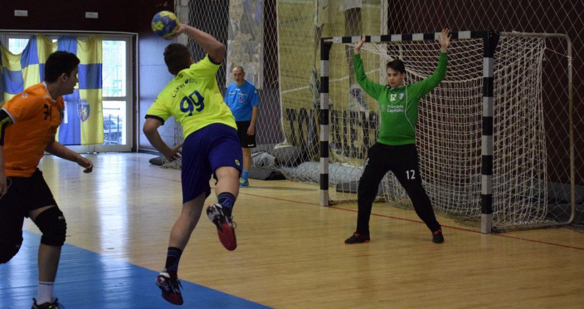 Weekend cu trei înfrângeri pentru echipele de handbal ale clubului