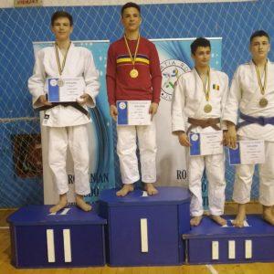 """Judoka de la CSM-CFR-CSŞ Ploieşti, 3 medalii obţinute la Finala Campionatelor Naţionale """"U18""""!"""