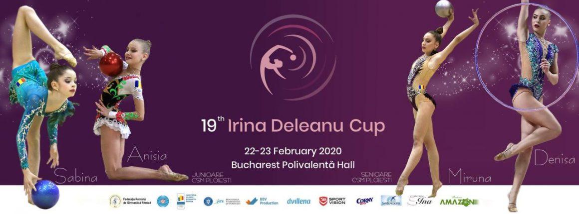 """Gimnastele de la CSM Ploieşti, participare onorabilă la Cupa """"Irina Deleanu""""!"""