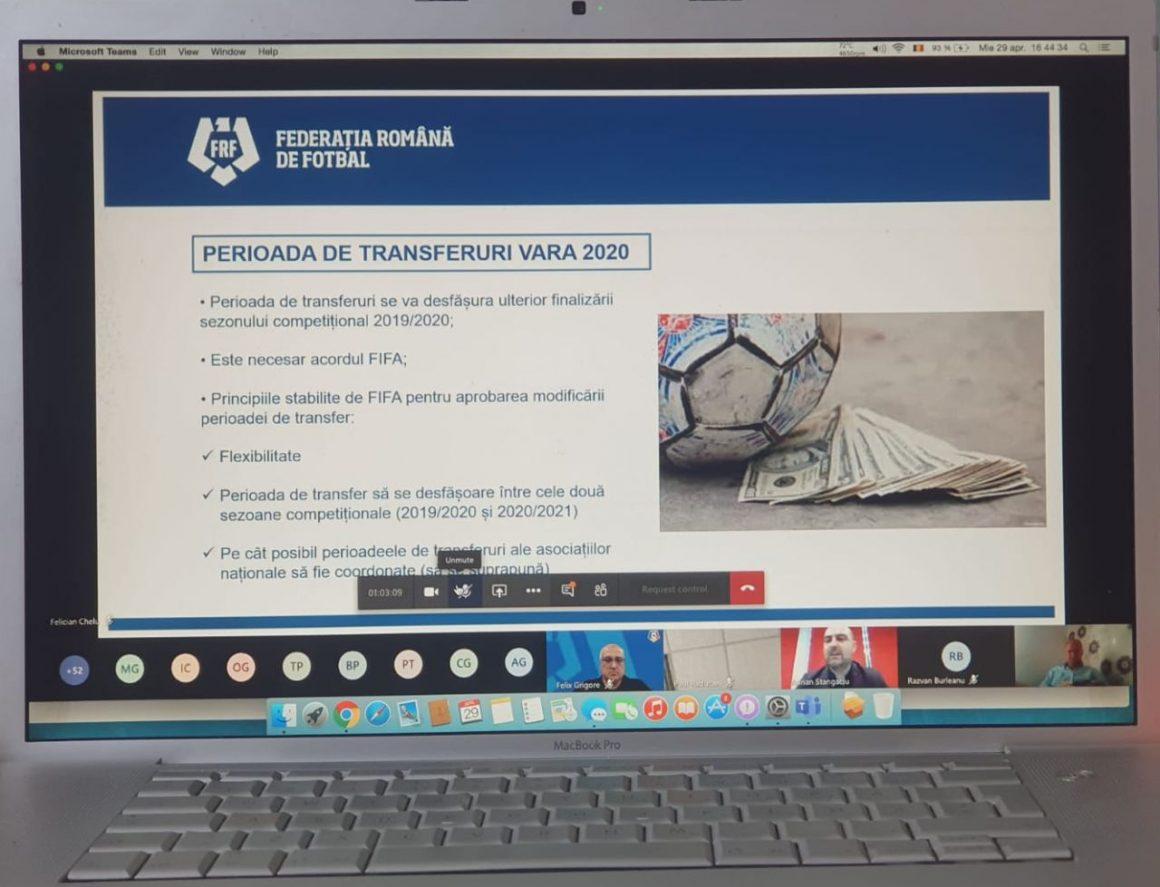 Final de sezon pentru echipele de fotbal juniori ale CSM Ploieşti! FRF a anulat campionatul 2019-2020!
