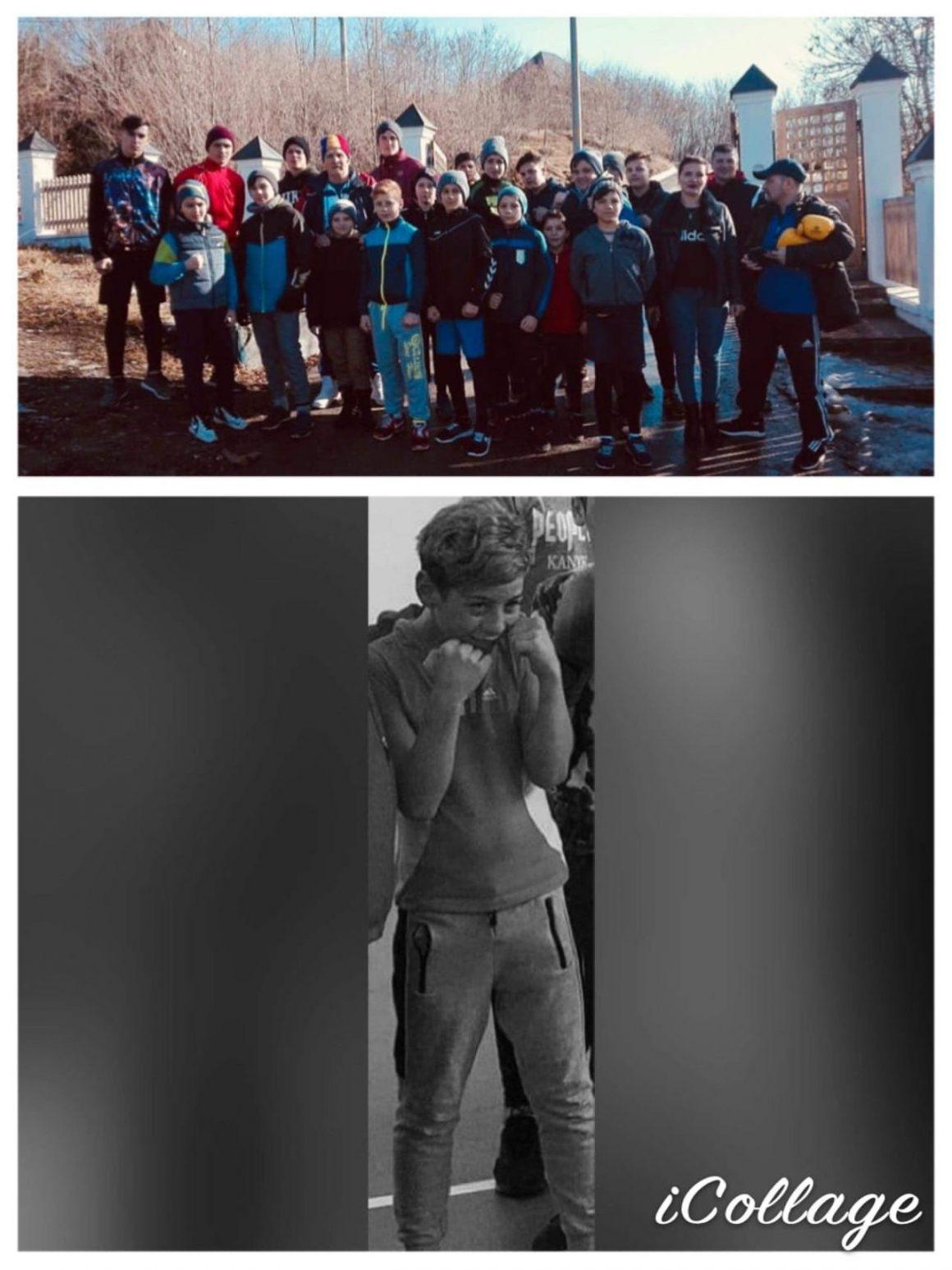 Accident rutier nefericit pentru un tânăr boxer al CSM Ploieşti