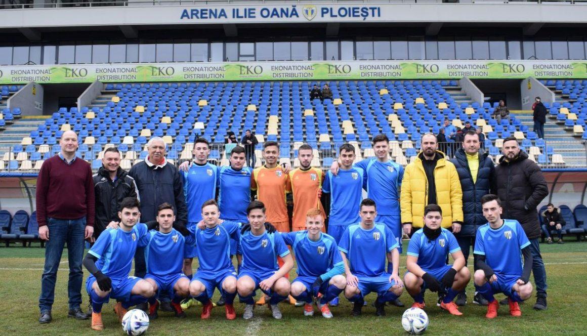Secţia de fotbal a CSM Ploieşti şi-a făcut planurile pentru sezonul următor!