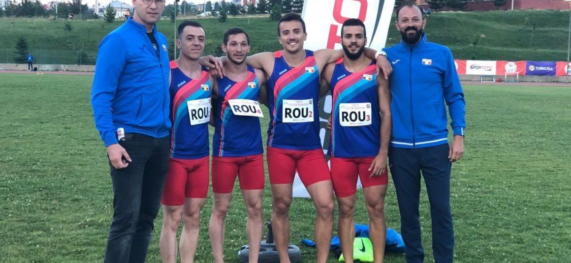 """Restart pentru atleţi: trei sportivi ai CSM Ploieşti participă, săptămâna viitoare, la """"Dromia Meeting""""!"""