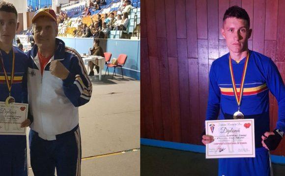 Boxerul George Dumitrescu, în pregătire cu lotul olimpic al României!