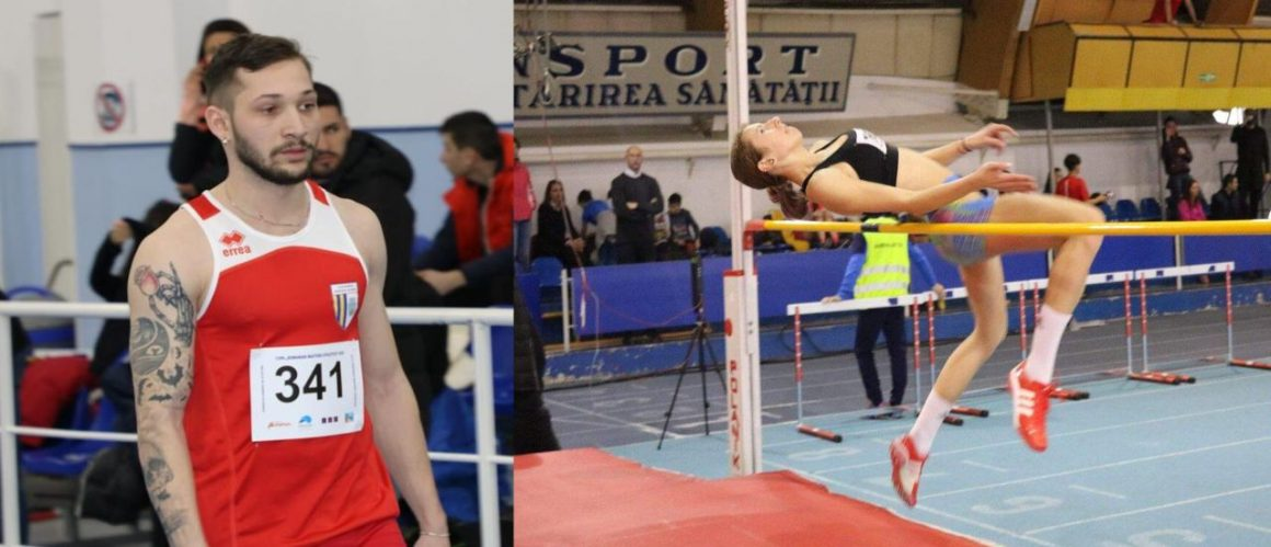 Atleţii de la CSM Ploieşti, două medalii de bronz obţinute la Cupa României Open!