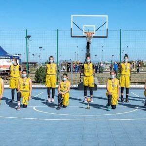 """Echipa de baschet fete """"U14"""" a CSM Ploieşti obţine, din nou, medaliile de bronz!"""