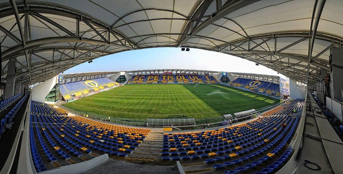 """CSM Ploieşti a pus capăt protocolului cu Chindia Târgovişte, pentru stadionul """"Ilie Oană""""!"""