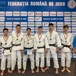 """Judoka de la CSM-CFR-CSŞ Ploieşti, 4 medalii obţinute la Finalele Campionatelor Naţionale """"U21""""!"""