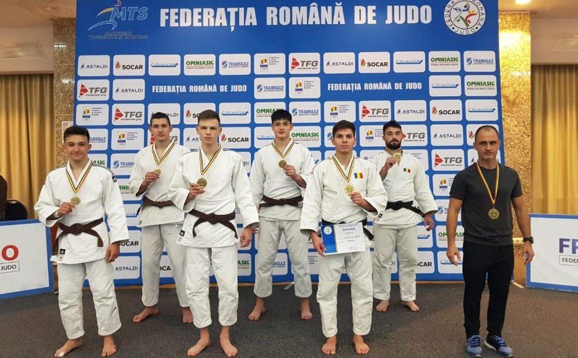 Judoka de la CSM-CFR-CSŞ Ploieşti, patru medalii de bronz obţinute la Poiana Braşov!