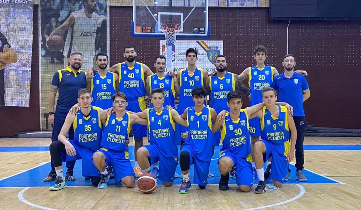 Victorie la debut pentru echipa de baschet seniori a CSM Ploieşti: 77-52 cu ACSB Liliecii Bucureşti!