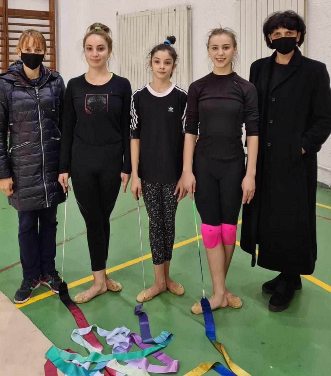 Gimnastele de la CSM Ploieşti participă, în acest weekend, la Cupa României!