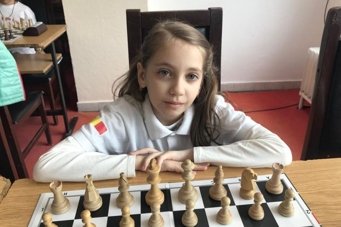 Antonia Radu, medalie de argint la balcaniada online de şah!