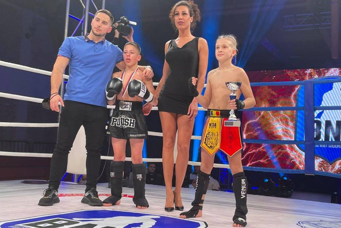 """Edwin Petrea, victorie prin KO în """"Battle Net Championship"""", de la Novi Sad!"""