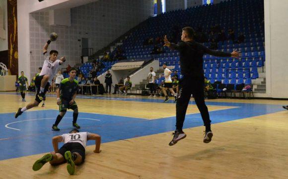 Patrick Albu participă la un stagiu de pregătire al echipei naţionale de tineret a României!