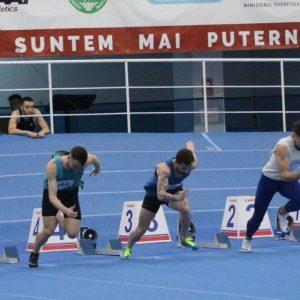 Şapte medalii cucerite, în weekend, la Bucureşti, de atleţii de la CSM Ploieşti!