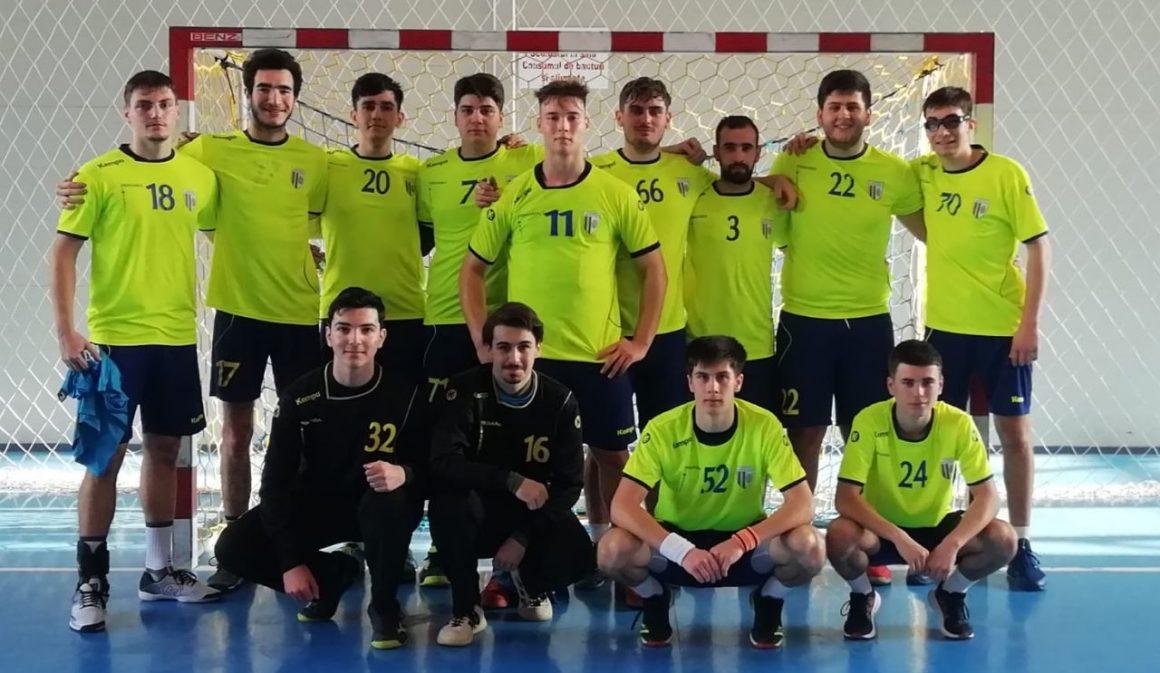 Echipa de handbal masculin participă, la Suceava, la cel de-al 3-lea turneu stagional al Diviziei A!