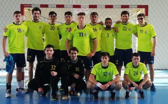Handbal masculin, Divizia A: înfrângere la debutul în turneul al doilea, 33-41 cu CSU Piteşti!