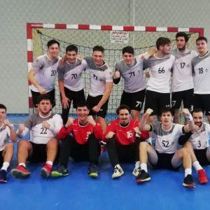 Handbal masculin, Divizia A: băieţii încheie turul cu o victorie în faţa Iaşiului, 31-28!