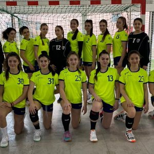 Handbal, junioare 2: victorie clară în primul meci al turneului de la Buzău!