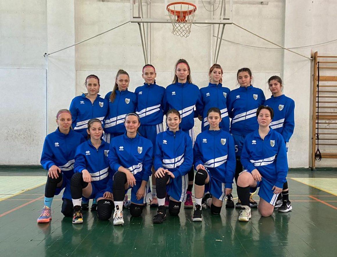 """Turneu în Sala """"Olimpia"""" pentru echipa de baschet fete """"U16"""" a CSM Ploieşti!"""