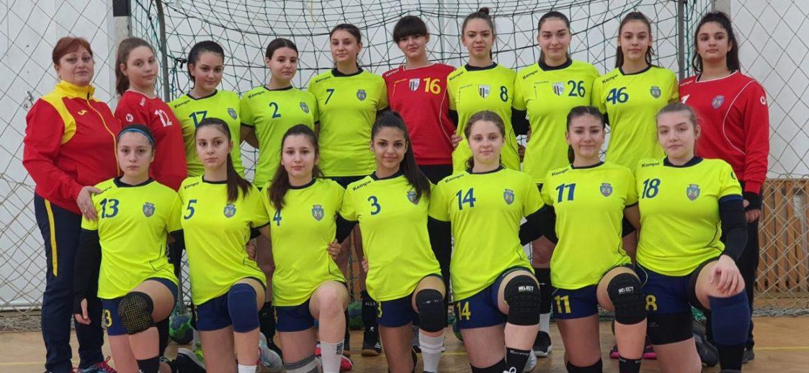 Echipa de handbal junioare 3 merge la Vâlcea pentru al 2-lea turneu al Fazei Geografice